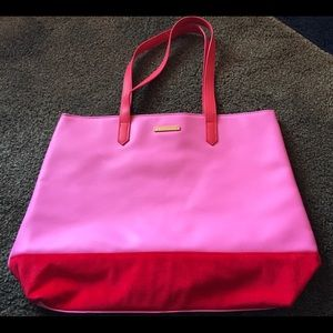 ♥️🌸JUICY COUTURE Hot Pink Tote